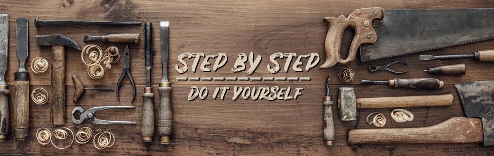Step By Step DIY